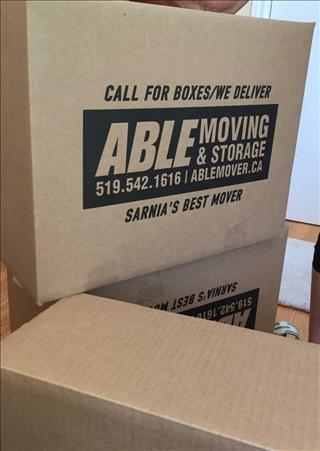 Business Moving Service